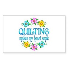 Quilting Smiles Stickers