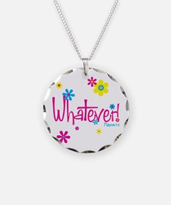 Cute Whatever Necklace