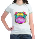 Super Nurse Jr. Ringer T-Shirt