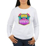 Super Nurse Women's Long Sleeve T-Shirt
