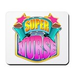 Super Nurse Mousepad