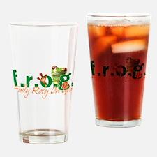 Cute Christian Drinking Glass