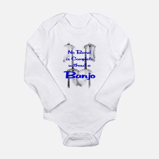 Banjo Long Sleeve Infant Bodysuit