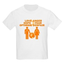 Love Hope Optimism T-Shirt