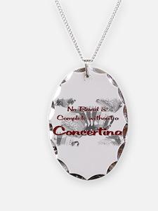 Concertina Necklace