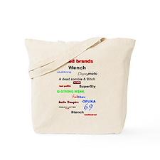 mad brands Tote Bag