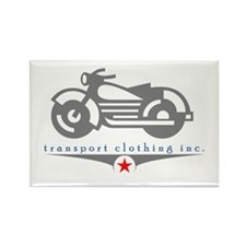 Cycle Logo Rectangle Magnet