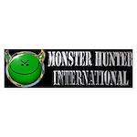 MHI Tactical Bumper Sticker
