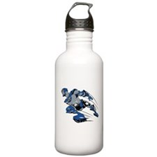 Cool Giant robots Sports Water Bottle