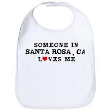 Someone in Santa Rosa Bib