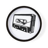 Black cassette tape Basic Clocks