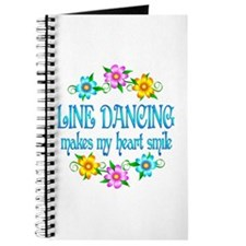 Line Dancing Smiles Journal