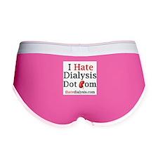 I Hate Dialysis 01 Women's Boy Brief