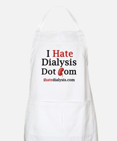 I Hate Dialysis 01 Apron