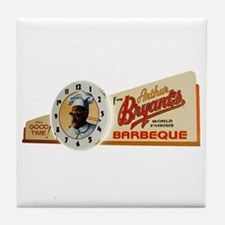 It's Time for Bryant's Tile Coaster