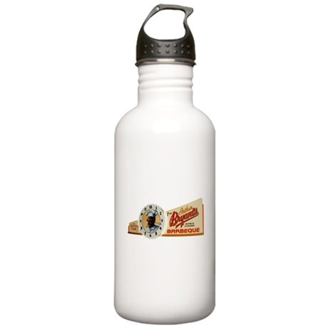 It's Time for Bryant's Stainless Water Bottle 1.0L