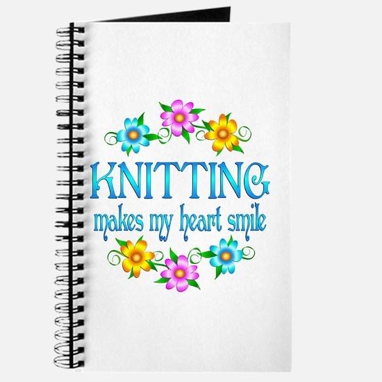 Knitting Smiles Journal