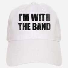 I'm with the Band Baseball Baseball Cap