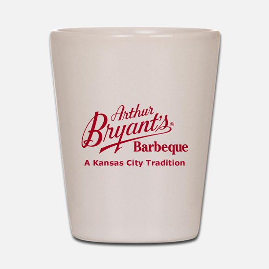 Arthur Bryant's Barbeque Shot Glass