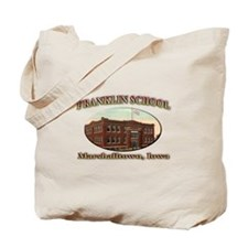 Franklin School Tote Bag