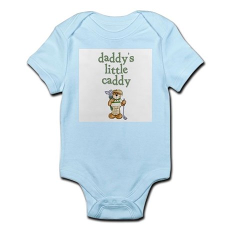 Daddy's Little Caddy Infant Creeper