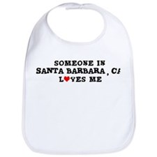 Someone in Santa Barbara Bib