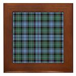 Tartan - Sempill Framed Tile