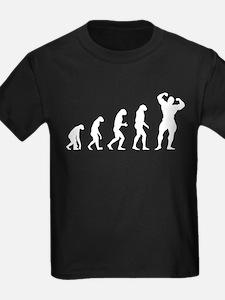 bodybuilder evolution T