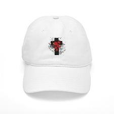ROSE CROSS Baseball Cap