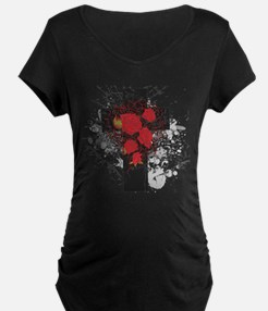 ROSE CROSS T-Shirt