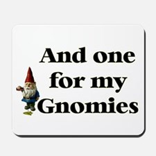 Gnomies Mousepad