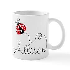 Ladybug Allison Mug