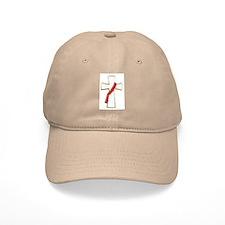 Funny Cross Baseball Cap