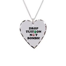 Drop Tuition Necklace