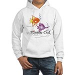 Tropical Fishes Hooded Sweatshirt