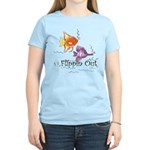 Tropical Fishes Women's Light T-Shirt