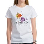 Tropical Fishes Women's T-Shirt