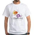 Tropical Fishes White T-Shirt