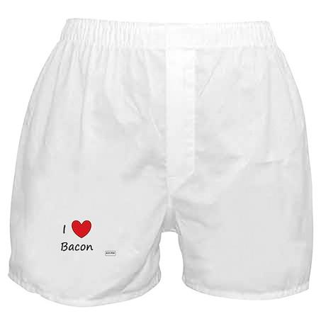 Bacon Love Boxer Shorts