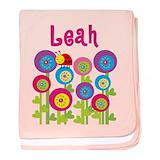 Ladybug leah Blanket