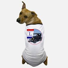 The Lincoln Highway Dog T-Shirt