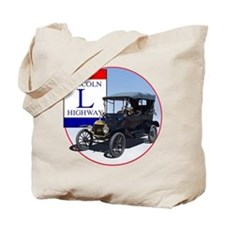 The Lincoln Highway Tote Bag