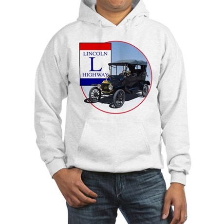 The Lincoln Highway Hooded Sweatshirt