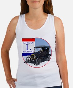 The Lincoln Highway Women's Tank Top