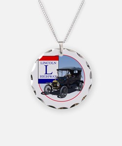 The Lincoln Highway Necklace