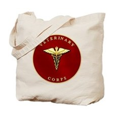 Veterinary Corps Tote Bag