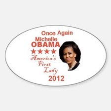 Michelle 2012 Decal