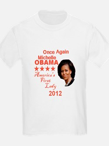 Michelle 2012 T-Shirt
