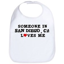 Someone in San Diego Bib