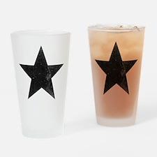 Star Drinking Glass
